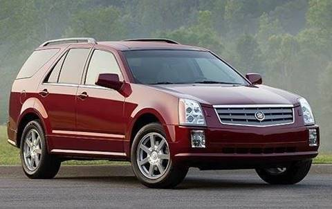 2004 Cadillac SRX for sale at LAKE CITY AUTO SALES in Forest Park GA