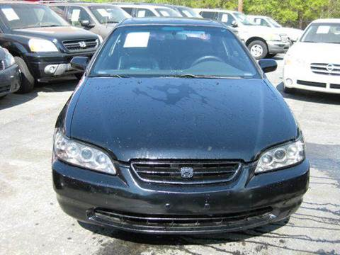 1998 Honda Accord for sale at LAKE CITY AUTO SALES - Jonesboro in Morrow GA