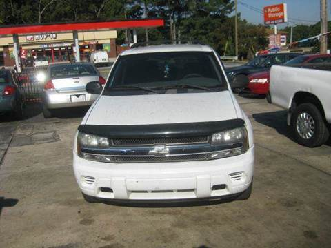 2004 Chevrolet TrailBlazer for sale in Forest Park, GA