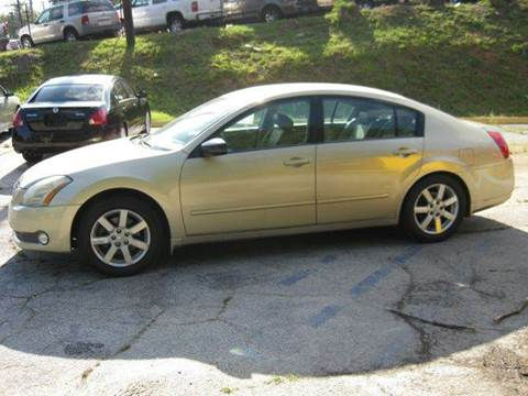 2004 Nissan Maxima for sale in Forest Park, GA