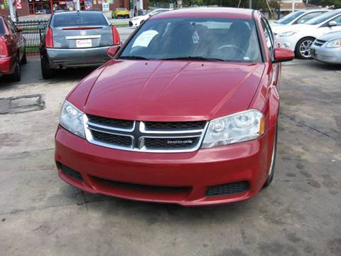 2012 Dodge Avenger for sale in Forest Park, GA