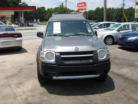 2004 Nissan Xterra for sale in Forest Park, GA
