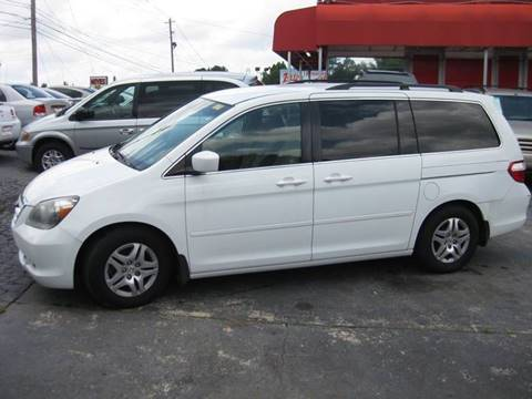 2007 Honda Odyssey for sale in Forest Park, GA