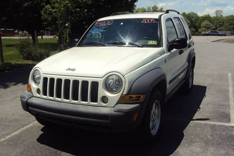 2005 Jeep Liberty for sale in Lewisburg, WV