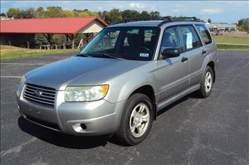 2006 Subaru Forester for sale in Lewisburg, WV