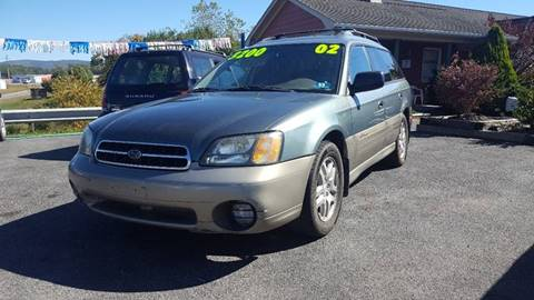 2002 Subaru Outback for sale in Lewisburg, WV