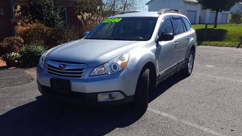 2012 Subaru Outback for sale in Lewisburg, WV