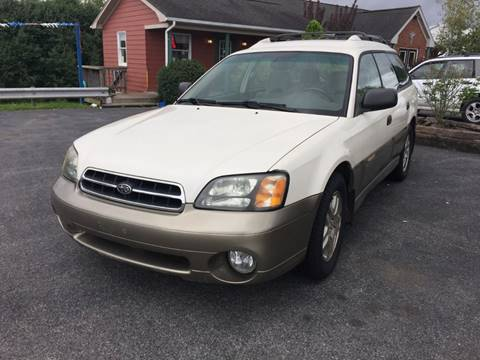 2002 Subaru Outback For Sale In Cohoes Ny Carsforsale