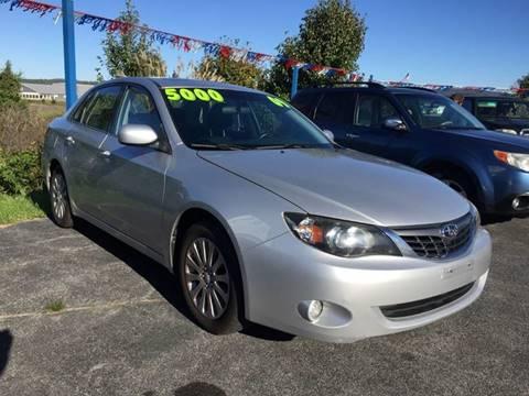 2009 Subaru Impreza For Sale Carsforsale