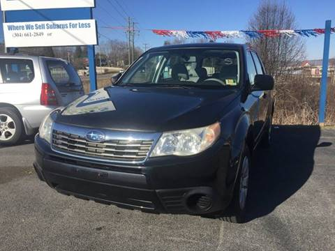 2009 Subaru Forester for sale in Lewisburg, WV