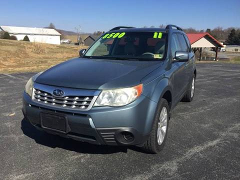 2011 Subaru Forester for sale in Lewisburg, WV