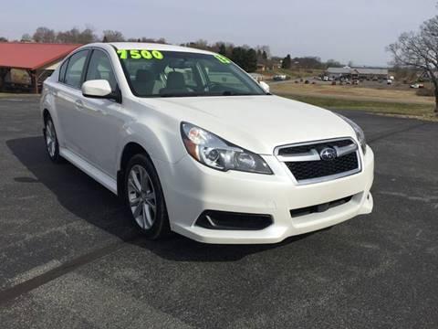 2013 Subaru Legacy for sale in Lewisburg, WV