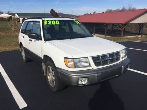 1998 Subaru Forester for sale in Lewisburg, WV