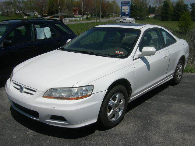 2002 Honda Accord EX Coupe   Lewisburg WV