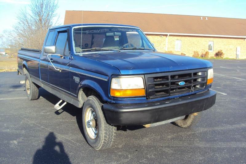 1997 Ford F 250 Xl 2dr 4wd Extended Cab Lb Hd In Lewisburg