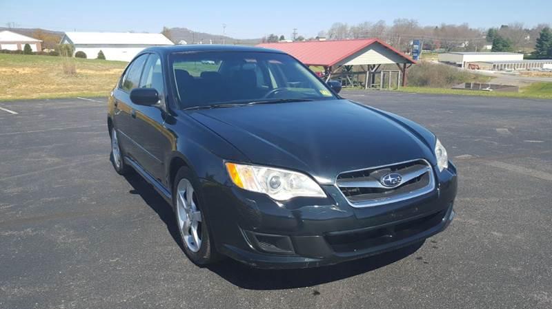 2008 Subaru Legacy Awd 25i Special Edition 4dr Sedan 4a In