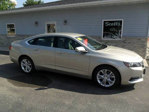 2014 Chevrolet Impala for sale in Hawley, MN