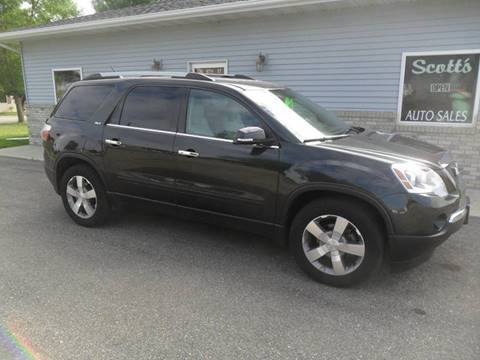 2012 GMC Acadia for sale in Hawley, MN