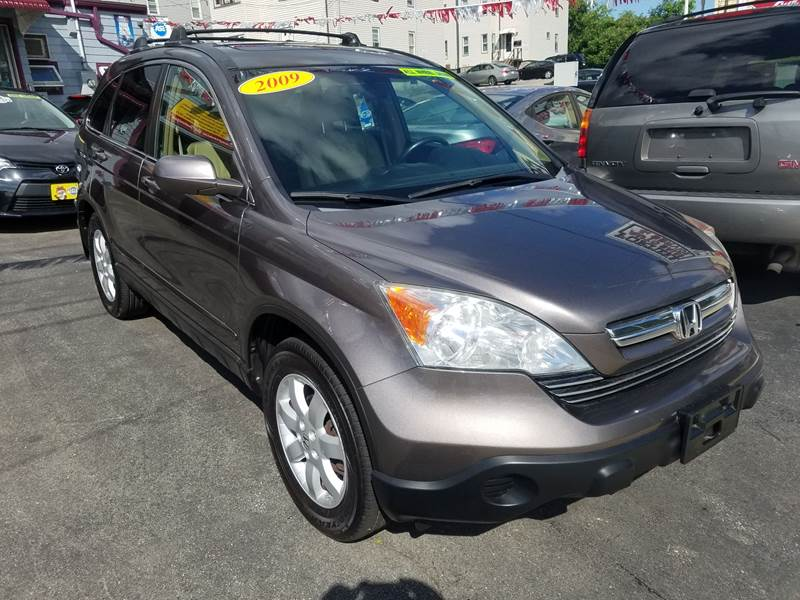 2009 Honda CR-V for sale at Fortier's Auto Sales & Svc in Fall River MA