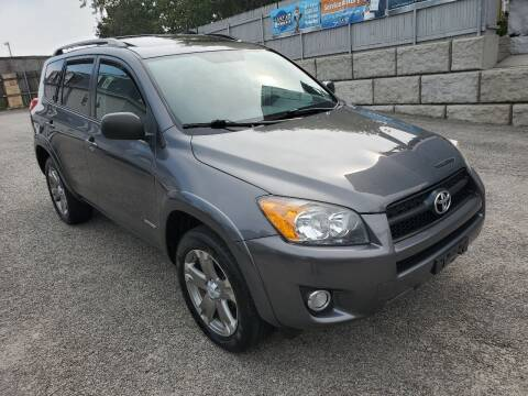 2011 Toyota RAV4 for sale at Fortier's Auto Sales & Svc in Fall River MA