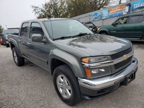 2011 Chevrolet Colorado for sale at Fortier's Auto Sales & Svc in Fall River MA