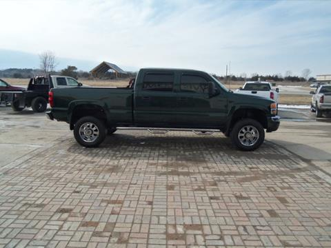 2005 GMC Sierra 2500HD for sale in Ottawa, KS