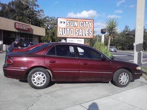 2000 Buick Century for sale at Sun City Auto in Gainesville FL