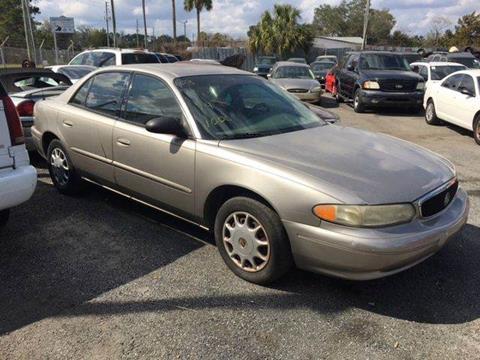2003 Buick Century for sale at Sun City Auto in Gainesville FL