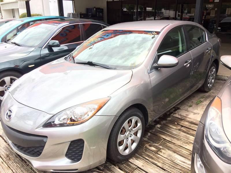 Mazda MAZDA3 2013 i SV 4dr Sedan 5A