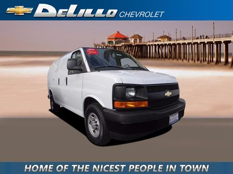 2017 Chevrolet Express Cargo for sale in Huntington Beach, CA