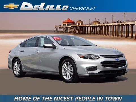 2016 Chevrolet Malibu for sale in Huntington Beach, CA
