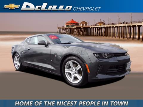 2017 Chevrolet Camaro for sale in Huntington Beach, CA