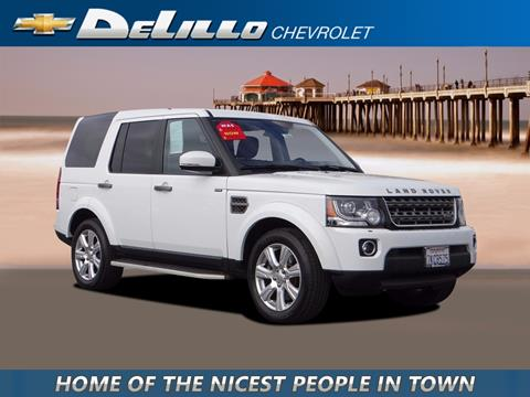 2015 Land Rover LR4 for sale in Huntington Beach, CA