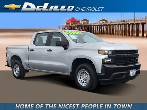 2019 Chevrolet Silverado 1500 for sale in Huntington Beach, CA