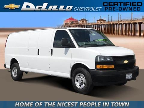 2019 Chevrolet Express Cargo for sale in Huntington Beach, CA