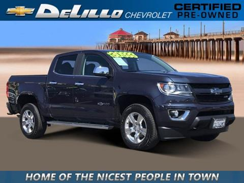 2018 Chevrolet Colorado for sale in Huntington Beach, CA