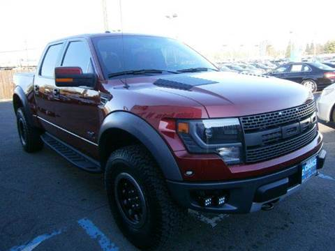 2014 Ford F-150 for sale at Choice Auto & Truck in Sacramento CA