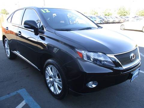 2012 Lexus RX 450h For Sale In Sacramento, CA