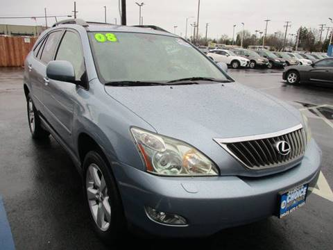 2008 Lexus RX 350 for sale at Choice Auto & Truck in Sacramento CA