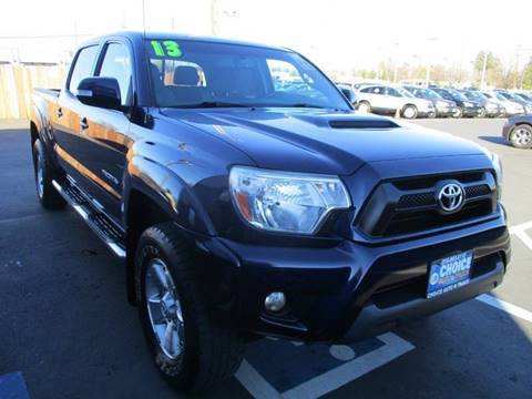2013 Toyota Tacoma for sale at Choice Auto & Truck in Sacramento CA