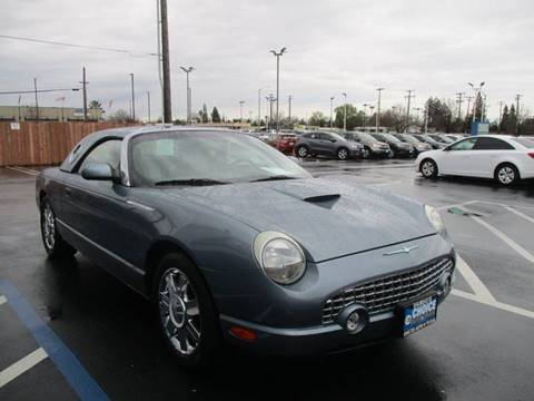 2005 Ford Thunderbird for sale at Choice Auto & Truck in Sacramento CA