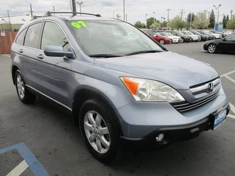 2007 Honda CR-V for sale at Choice Auto & Truck in Sacramento CA