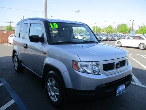 2010 Honda Element for sale in Sacramento, CA