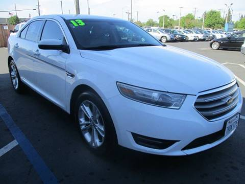 2013 Ford Taurus for sale at Choice Auto & Truck in Sacramento CA