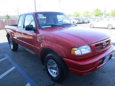 2002 Mazda Truck for sale at Choice Auto & Truck in Sacramento CA