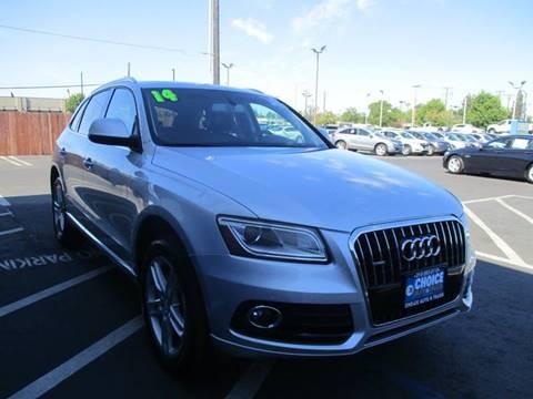2014 Audi Q5 for sale at Choice Auto & Truck in Sacramento CA
