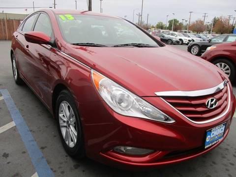 2013 Hyundai Sonata for sale at Choice Auto & Truck in Sacramento CA