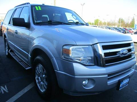 2011 Ford Expedition for sale at Choice Auto & Truck in Sacramento CA