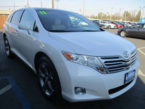 2011 Toyota Venza for sale at Choice Auto & Truck in Sacramento CA