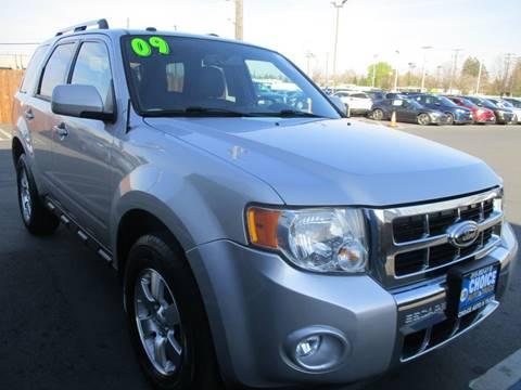 2009 Ford Escape for sale at Choice Auto & Truck in Sacramento CA